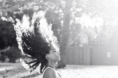 Children's Photography. Portrait by BellaKai Photography. Hair :)