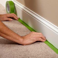Tape Off the Carpet