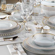 Kütahya фарфоровый 83 шт Dining Set Pattern 8690