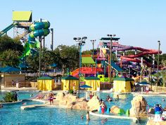 Aquatica at SeaWorld San Antonio hope to go with the kids this summer