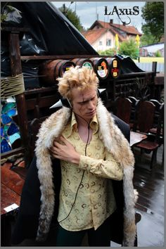 FairyTail-Cosplay-Laxus-Cosplay