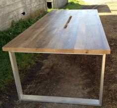 Conference ideas on pinterest reclaimed wood tables for Reclaimed wood flooring san francisco