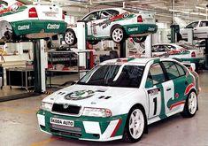 50+ best Skoda cars Auto Volkswagen, Volkswagen Group, Sport Cars, Race Cars, Simply Clever, Rallye Wrc, Subaru Cars, Rally Car, Amazing Cars