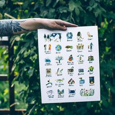 ABCs of Life Art Print