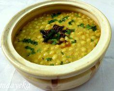 Maayeka - Authentic Indian Vegetarian Recipes: Boondi ki Kadi,Mogar Daal and Chawal