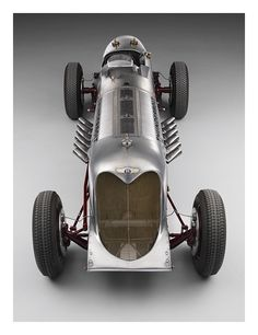 1930 Bentley with Merlin engine -  Aero-Engined Vintage Racers - THE H.A.M.B.
