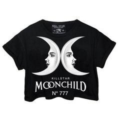 Moonchild Crop Top [B] | KILLSTAR