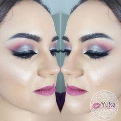 💋💄Make up Pro  Realiza tu cita de belleza📱 6699415513  #yuka_make_up