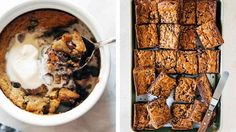 Deep-dish cookie bowls, pantry-friendly rice dishes and more recipes that've been your most-loved foods during the pandemic. Rice Bake Recipes, Sauce Recipes, Baking Recipes, Copycat Recipes, Milk Chocolate Brownie Recipe, Lasagna Recipe Roll Ups, Sweet Potato Lentil Curry, Deep Dish Cookie, How To Cook Artichoke