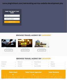 Websoftex created to provide a usable booking system for helping to