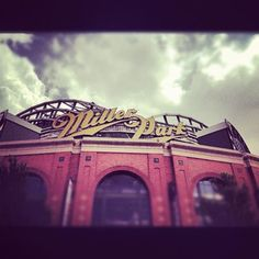 Home away from home! #BREWERS