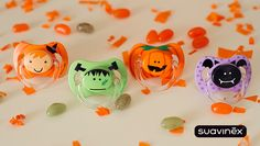#Chupetes Edición especial #Halloween