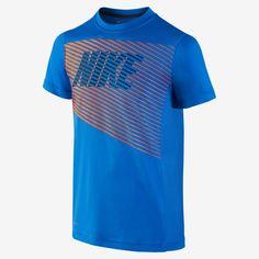 Nike Hyperspeed Graphic 2 Boys' Training Shirt. Nike Store