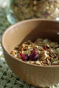 Weight Watchers Granola