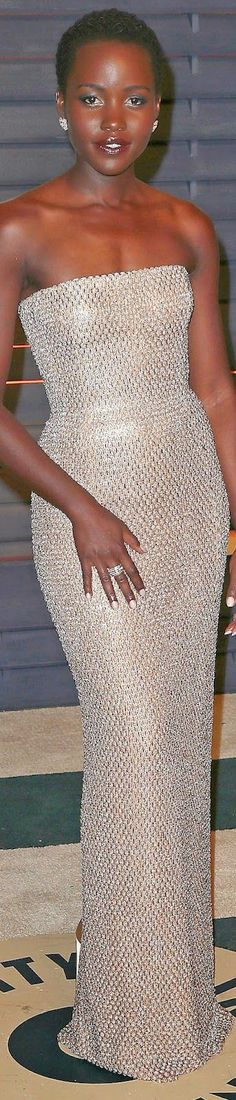 Lupita Nyong'o! BEAUTIFUL! www.kerlagons.com