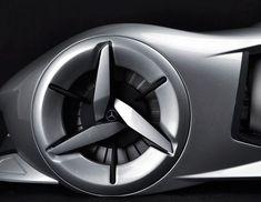 Mercedes 2040 Streamliner: Conceito futurista da marca alemã