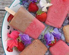 Creamy Summer Ice Lollies: vegan