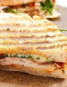 This delish turkey club recipe is one to save!
