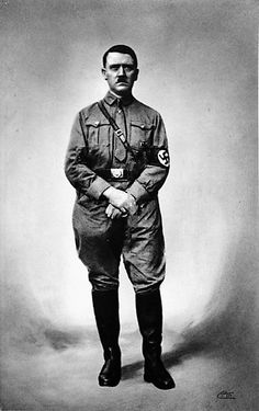 The official version of Hitler as promoted by the NSDAP.