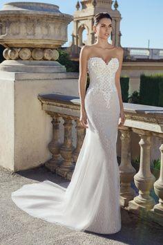 f2b44746ceb Meryem 18-009 Белые Свадебные Платья