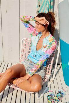 Luxury Swimwear, Designer Swimwear, Women's Plus Size Swimwear, Resort Style, Johnny Was, Two Pieces, Looks Great, Cover Up, One Piece