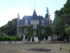 Poitou Charentes (86) Ravissant manoir XVII°