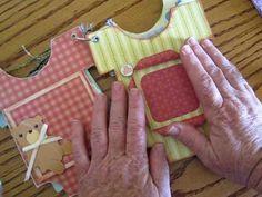 Onesie Baby Mini Album Mini Scrapbook Albums, Baby Scrapbook, Baby Cards, Kids Cards, Mini Albums, Baby Mini Album, Smash Book Pages, Handmade Scrapbook, Mini Scrapbooks