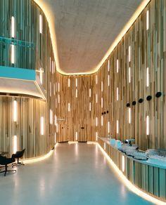 Kunstcluster Nieuwegein: Modern Theater and Arts Center, Netherlands    DesignRulz.com