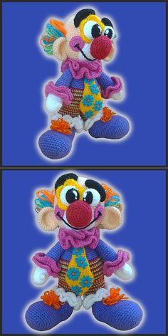 PDF Amigurumi Pattern Crochet Miliki The от DeliciousCrochet | Игрушки вязаные | Постила