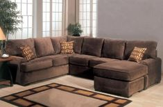 Similar to the sectional sofa we are gonna buy soon. Big and spacy. Enough room for a par-tay.