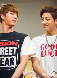 BTS | JIN and JUNG KOOK