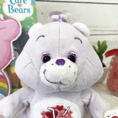 Ciel, Voici, Euro, Teddy Bear, Plushies, Care Bears Vintage, Beautiful World, State Crafts, Childhood Memories