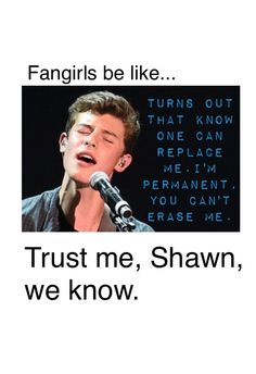 Yes we're all unique in our way but Shawn nothing can change u and that is why we love u!!!#Mendesarmyalltheway