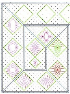Losanges 5x5
