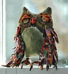 Lori Nichols - IntotheWoods Woodland Owl Mortimer