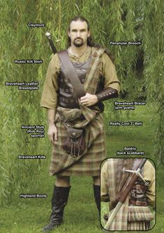 Old World Kilt