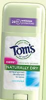 Frugal Mom and Wife: Free Toms of Maine Deodorant Sample! (on Facebook)