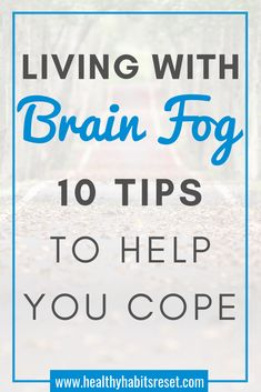Brain fog is easily one of the most misunderstood and debilitating symptoms of living with chronic illness. Paired with chronic fatigue, brain fog can completely disrupt daily life. Here are 10 tips to help you cope so that yo Chronic Illness, Chronic Pain, Chronic Fatigue Syndrome Diet, Illness Quotes, Crps, Adrenal Fatigue, Fatigue Symptoms, Brain Fog, Autoimmune Disease