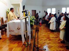 En vivo en la eucaristía de la Hna Susana y clarina en directo en www.buenpastor.cl o http://www.youtube.com/watch?v=SpGy9AnkLWA
