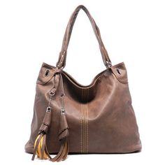 1093LU KHAKI Fashion Shoulder Bag #itsok #goshopping  #trendy #cute #fashionbags #purses #cellphone #wallets #jewelry #countrygirl #divas