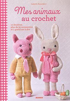 Mes Animaux au Crochet de Isabelle Kessedjian https://www.amazon.fr/dp/2812501553/ref=cm_sw_r_pi_dp_U_x_udKPAb9TW1B0Q
