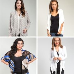 Looking for a way to make a different statement?  Change up your cardigan!  #shoprefined #cardigan #statement