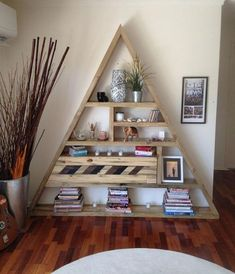 Best DIY Pallet Bookshelf Ideas Design Inspirations