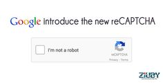 Google updates reCAPTCHA, replaces CAPTCHA with to Weed Out Robots   Website Development Company in Pune, India