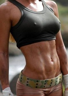 Why Girls Shouldn't Skip Chest Workout. so don't be afraid to look fit girls, it looks sexy :)