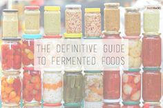 Fermented foods are rich in beneficial bacteria that restore balance to the digestive system. Find out how you can take advantage of them today.