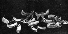 조선시대 신은 크게 생김새로 화(靴)와, 혜(鞋)·리(履)로 나누었다. 화는 신목이 긴 것이며, 혜와 리는 신의 높이가 낮은 지금의 고무신이나 구두 모양이다.
