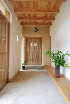 Cheap Home Decor .Cheap Home Decor Modern Japanese Interior, Japanese Interior Design, Minimal House Design, Minimal Home, Interior Exterior, Interior Architecture, Japanese Architecture, Japanese Bath House, Zen Interiors