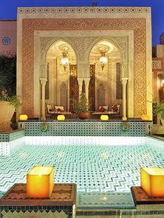 Riad Palais Sebban, Marrakech