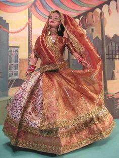 Barbie - Indian bride